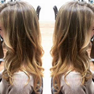 Hollie Curley Balayage