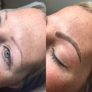 Owen Jacob Salon and Day Spa | Microblading Before and After 2