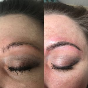 Owen Jacob Salon and Day Spa | Microblading Before & After 3