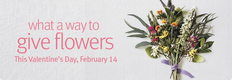 Give Aveda Flowers